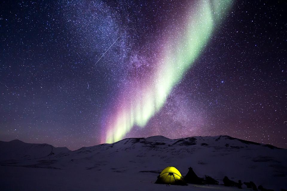 étoile camping